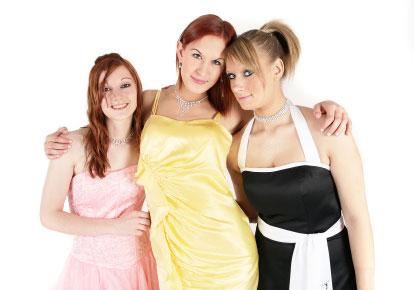 Studentklänningar
